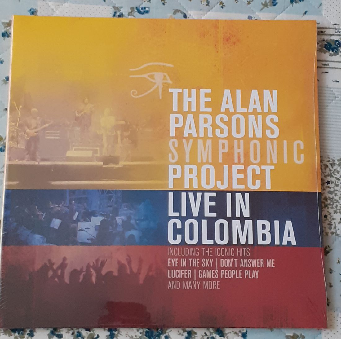 The Alan Parsons Project: Symphonic Live in Colombia 3 LP