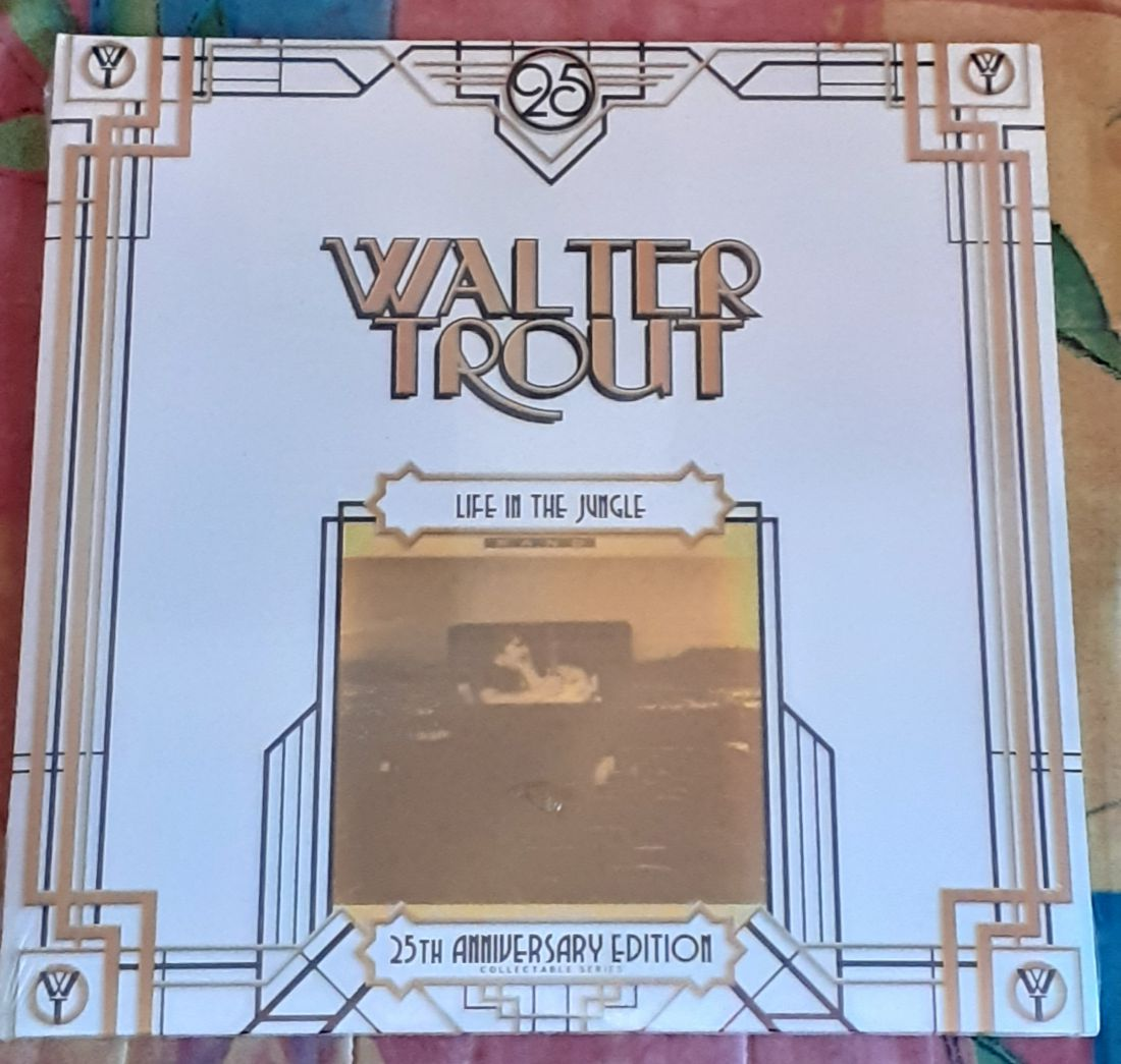 Walter Trout: Life in the jungle 2 LP