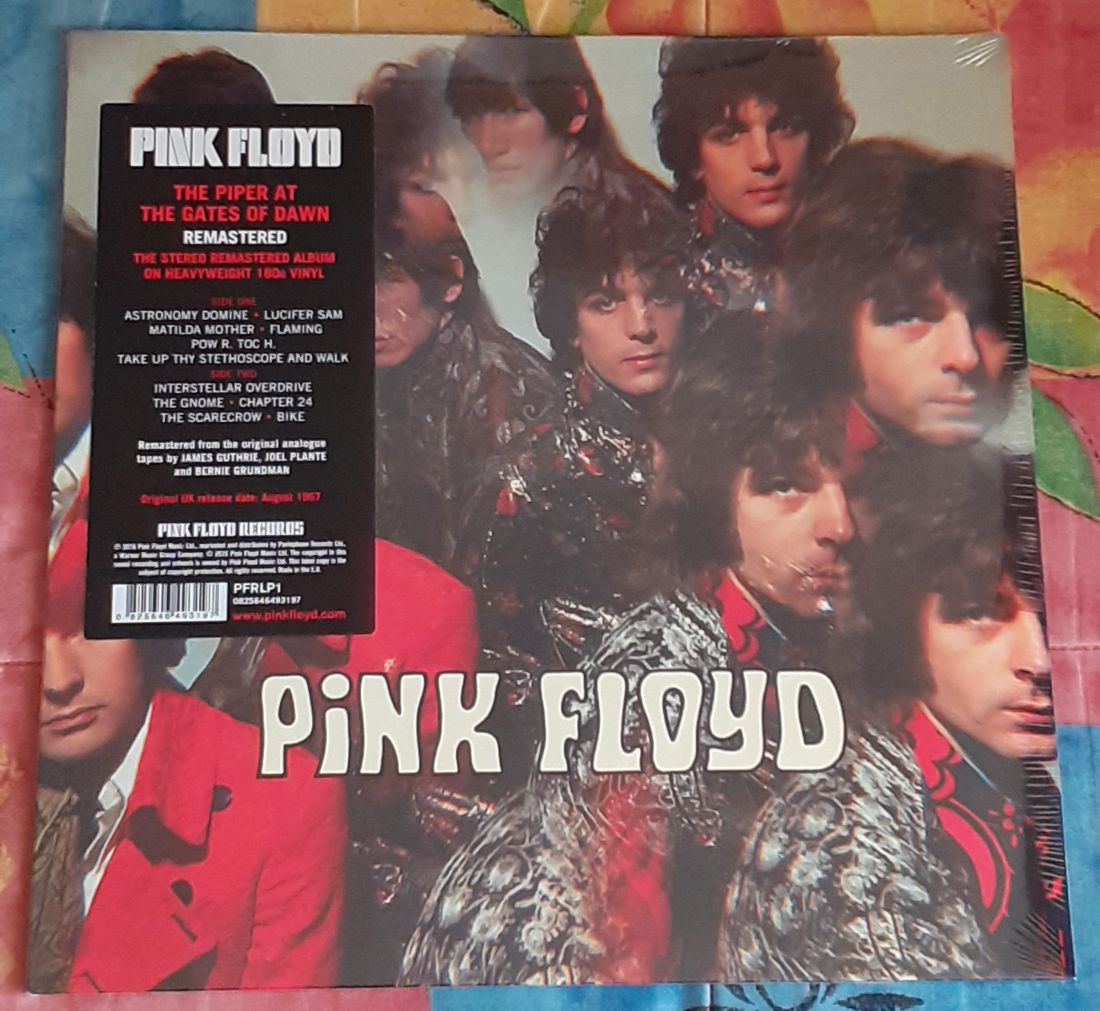 Pink Floyd: The Piper at the Gates of Dawn LP