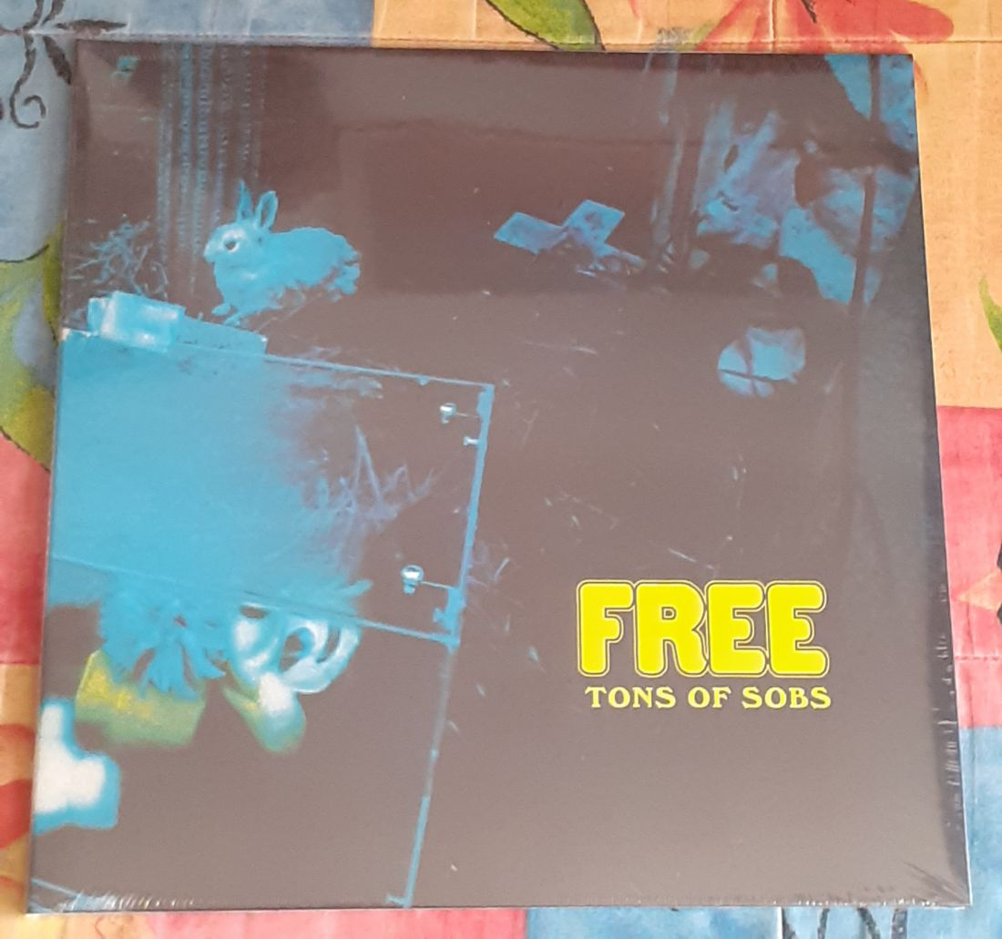 Free: Tons of Sobs LP