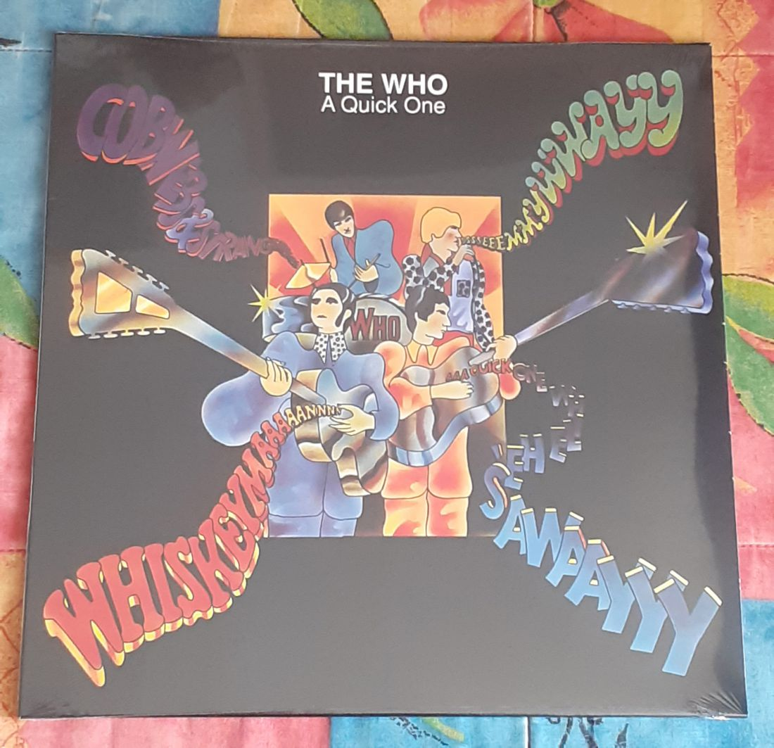 The Who: A Quick One LP